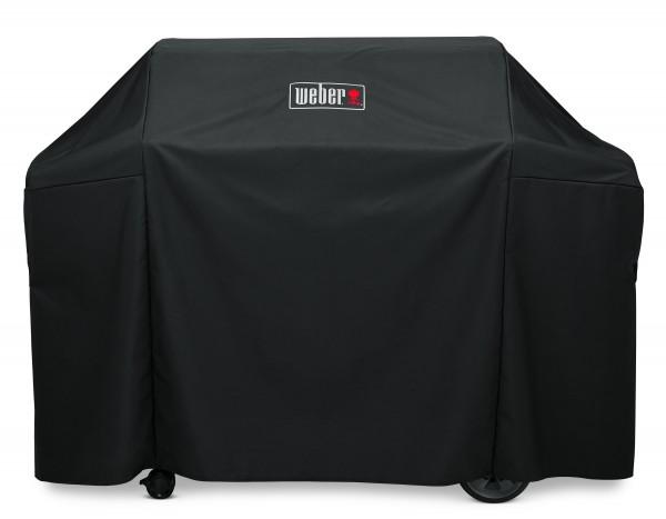 Weber® Premium Abdeckhaube für Genesis II 400-Serie 7135 Genesis II E-410 GBS, Genesis II LX E-440 G