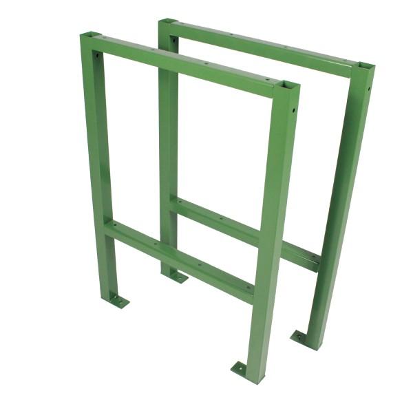 TrutzHolm® Werktisch Untergestell Paar