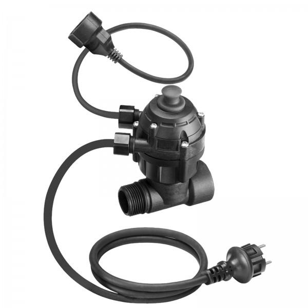 Gardena Trockenlaufsicherung 1741-20 Elektronischer Wasserregler zur Pumpensteuerung für Gartenpumpe