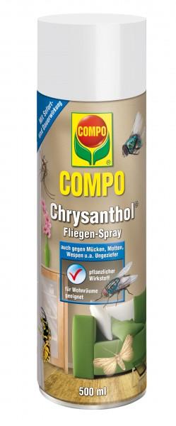 Compo Chrysanthol 500 ml Mückenspray Insektenschutz Fliegenspray Insektenspray