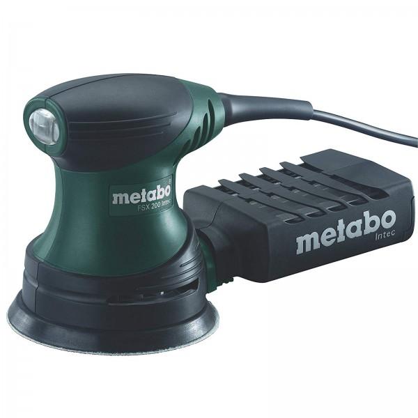 Metabo FSX 200 Fäustlings-Exenterschleifer Intec 125mm