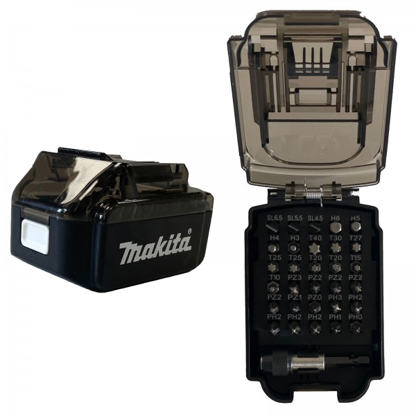 Makita Bit Set 31 tlg. E-00016 im Akku Design