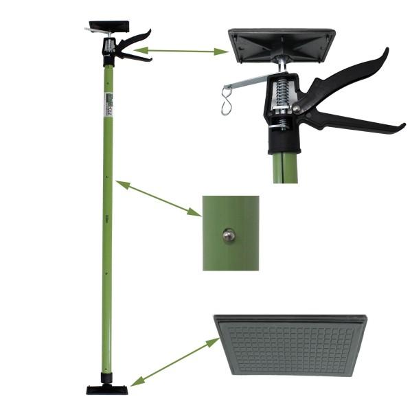 Bestway 56679 Steel Pro™ Frame Pool Set, rund, mit Filterpumpe 305x76 cm