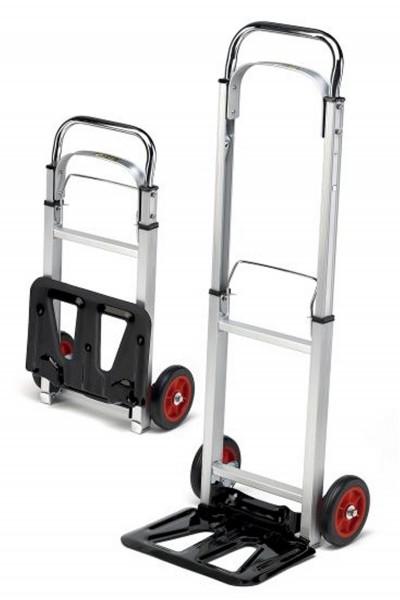 Alu Sackkarre klappbar 90kg Transportkarre Stapelkarre Handkarre Karre
