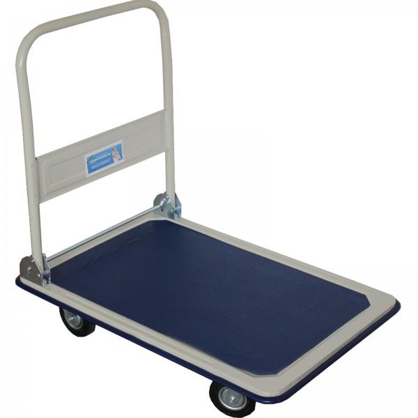 Plattformwagen Transportwagen Handwagen 300 kg Transportkarre Sackkarre Wagen
