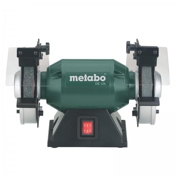 Metabo Doppelschleifmaschine DS 125 Schleifbock Schleifstein