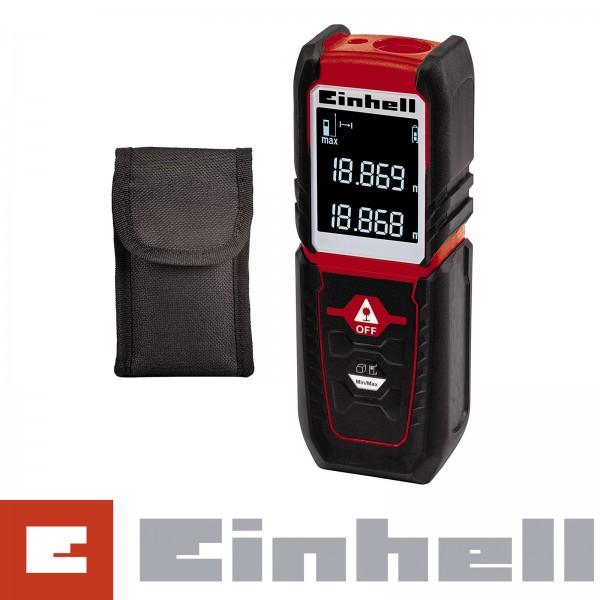 Einhell Laser-Distanzmesser TC-LD 25 inkl. Tasche Messbereich 25m