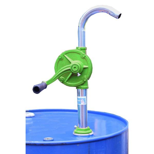 Kurbelpumpe Fasspumpe Kurbelfasspumpe Dieselpumpe Ölpumpe aus Gusseisen