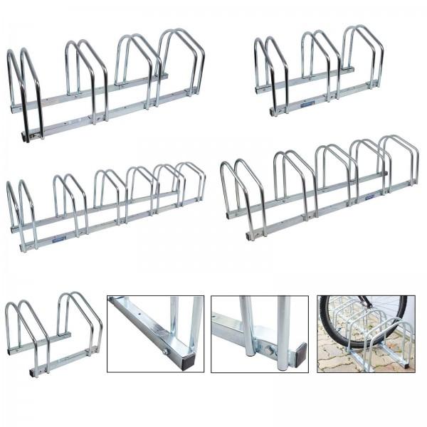Fahrradständer für 2 , 3 , 4 , 5 oder 6 Fahrräder Räder Fahrrad Ständer Rad Bike