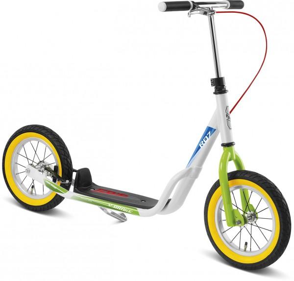 Puky Laufrad Scooter R 07 L weiß/kiwi 5419