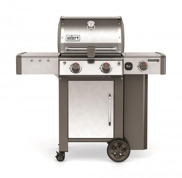 Weber® Genesis II LX S-240 GBS, Edelstahl, Gasgrill 60004179