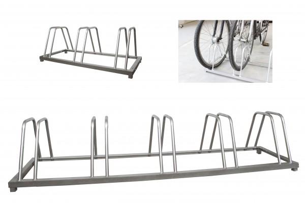 Fahrradständer 3 oder 5 Fahrräder Höhe 33,7 cm