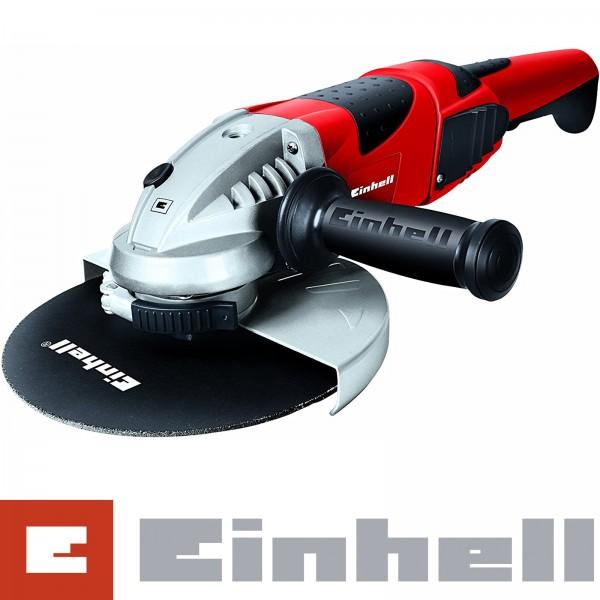 Einhell Winkelschleifer TE-AG 230/2000 230mm Softstart Spindelarretierung