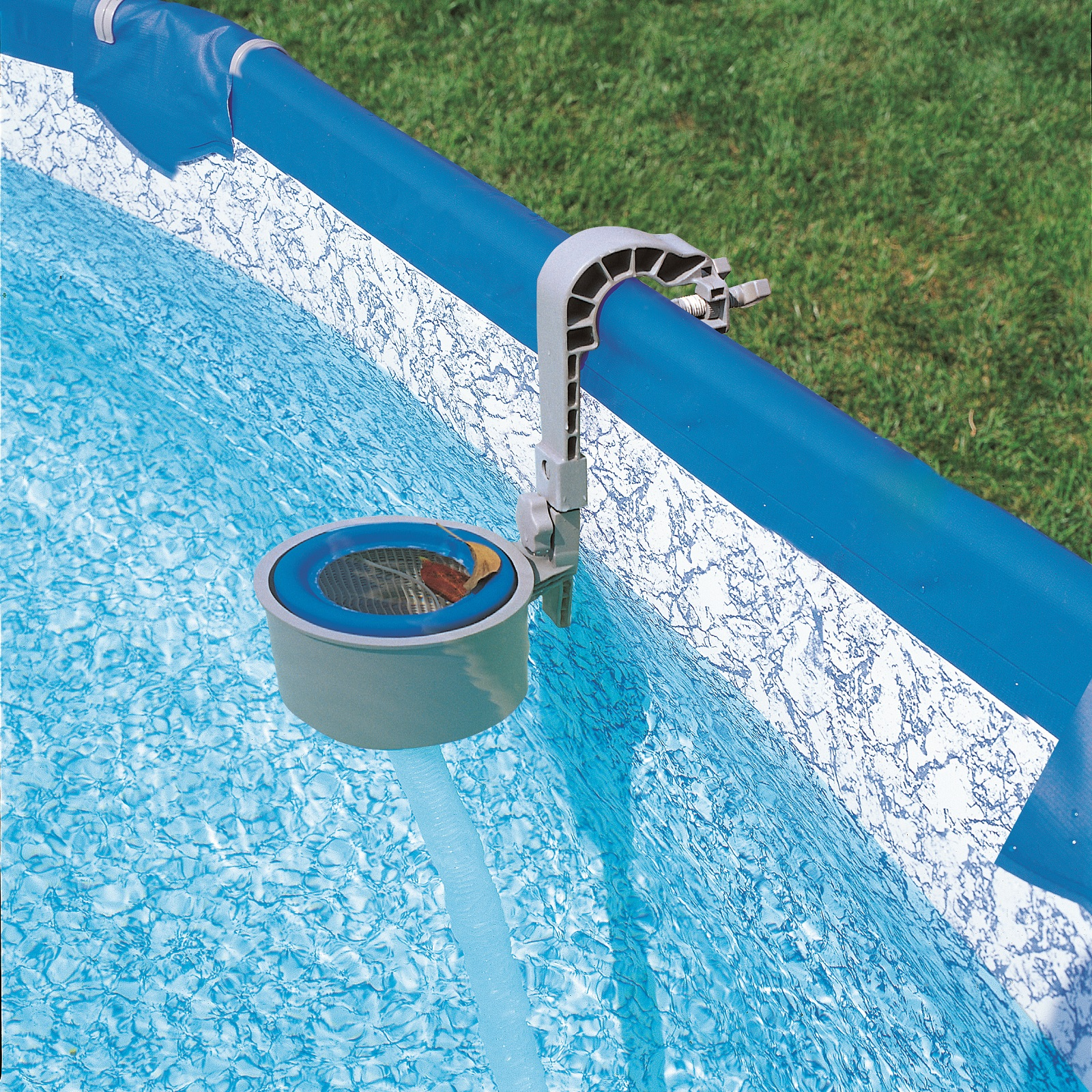 bestway pool skimmer pools 58233 einh ngeskimmer oberfl chenskimmer ebay. Black Bedroom Furniture Sets. Home Design Ideas