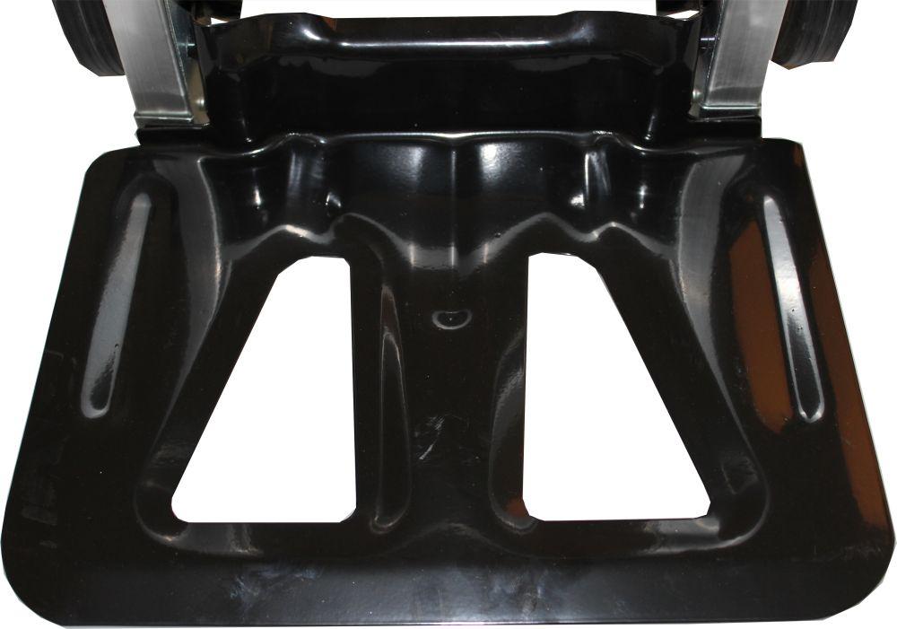 sackkarre alu klappbar 90 kg transportkarre stapelkarre handkarre karre leicht ebay. Black Bedroom Furniture Sets. Home Design Ideas