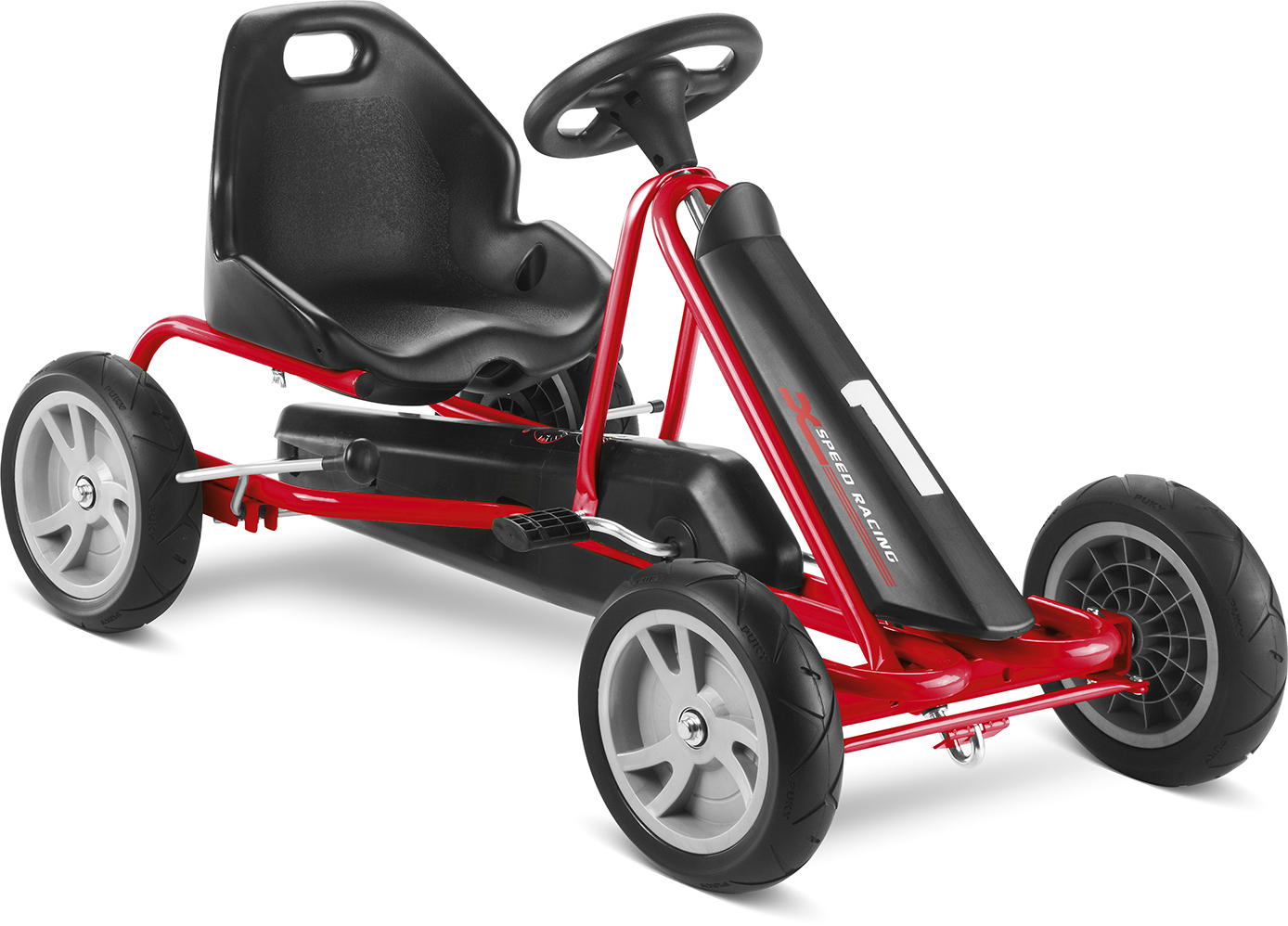 Puky Go-Cart Go Kart F 20 Kindergokart rot 3323 Gokart | eBay